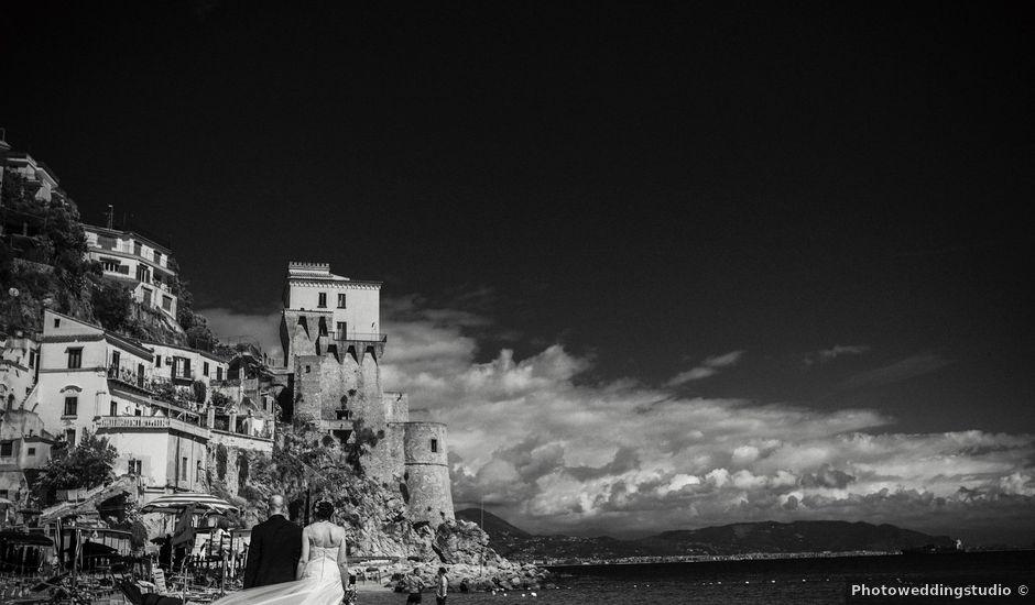 Il matrimonio di Marco e Nunzia a Vietri sul Mare, Salerno