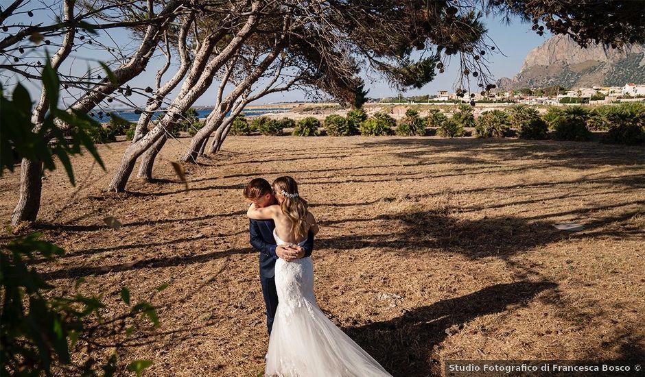 Il matrimonio di Antonio e Gessica a Terrasini, Palermo