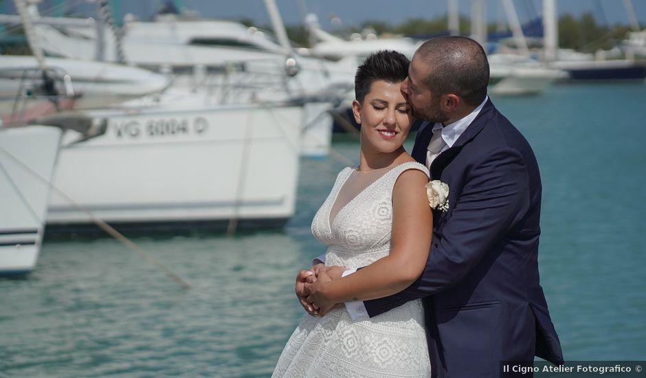 Il matrimonio di Domenico e Silvia a Pisticci, Matera