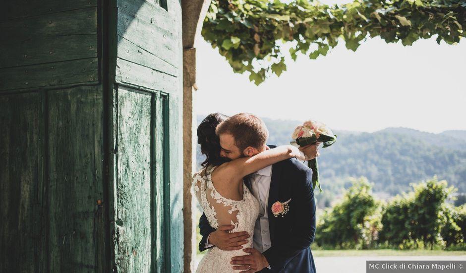 Il matrimonio di Luca e Cristina a Capriate San Gervasio, Bergamo