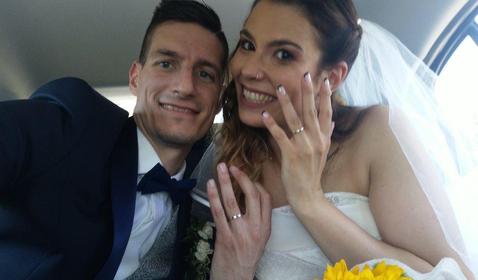 Il matrimonio di Agatha e Stefano a Bondeno, Ferrara