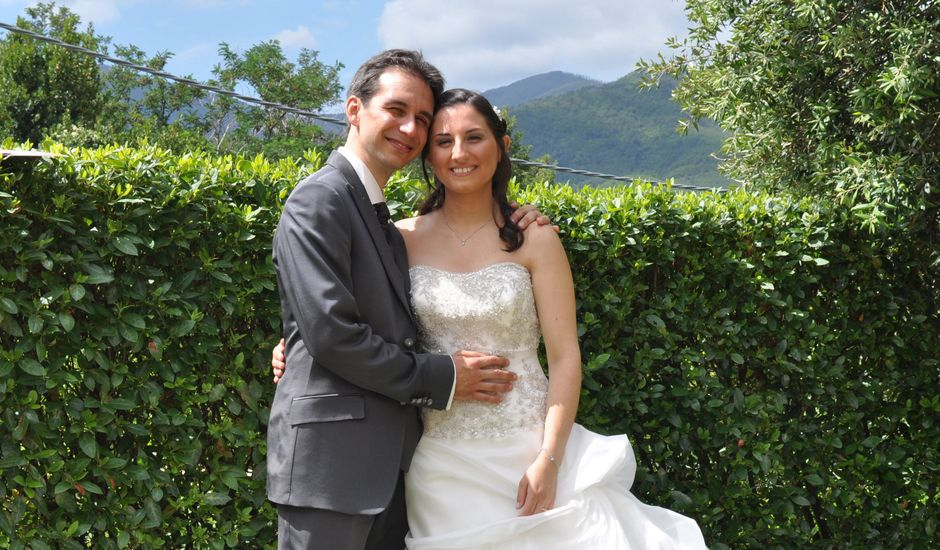 Il matrimonio di Daniele e Giulia a Capannori, Lucca