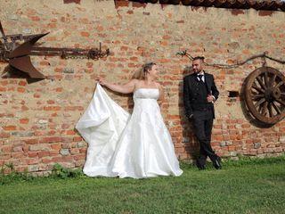 Le nozze di Annalisa e Roberto