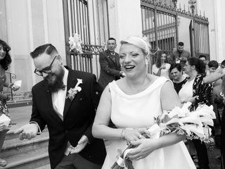 Le nozze di Anna e Manu