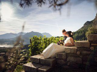Le nozze di Eliana e Simone