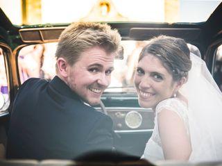 Le nozze di Ilaria e Paul