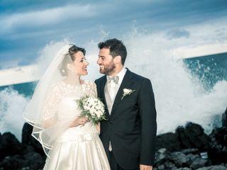 Le nozze di Ornella e Giorgio