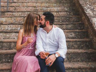Le nozze di Oleksandra e Tymur