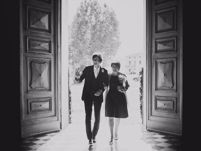 Il matrimonio di Giacomo e Erica a Soragna, Parma 22