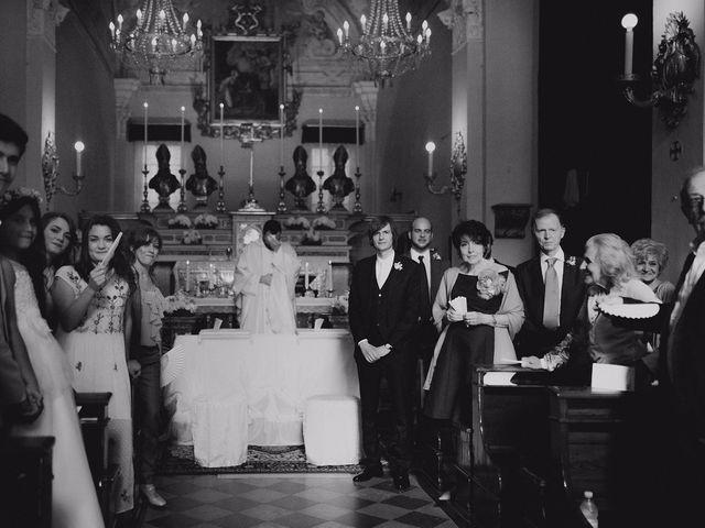 Il matrimonio di Giacomo e Erica a Soragna, Parma 23