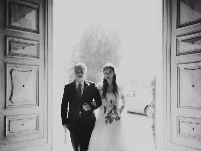 Il matrimonio di Giacomo e Erica a Soragna, Parma 24
