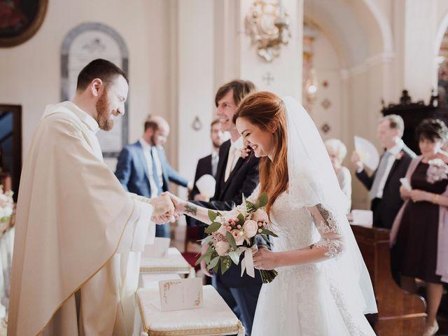 Il matrimonio di Giacomo e Erica a Soragna, Parma 26
