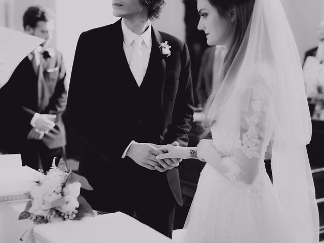 Il matrimonio di Giacomo e Erica a Soragna, Parma 28
