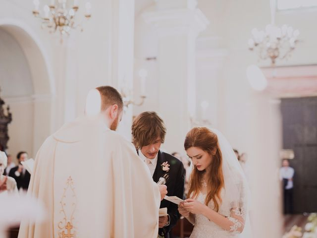 Il matrimonio di Giacomo e Erica a Soragna, Parma 34
