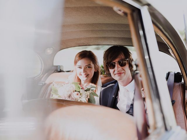 Il matrimonio di Giacomo e Erica a Soragna, Parma 38
