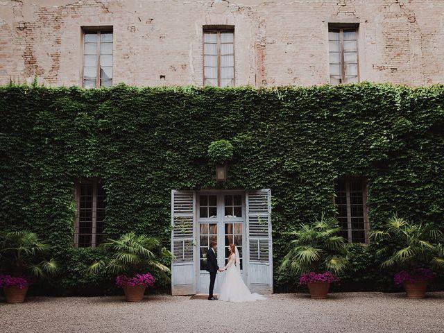 Il matrimonio di Giacomo e Erica a Soragna, Parma 39
