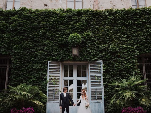Il matrimonio di Giacomo e Erica a Soragna, Parma 40