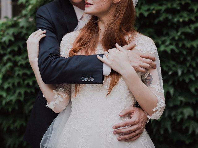 Il matrimonio di Giacomo e Erica a Soragna, Parma 44