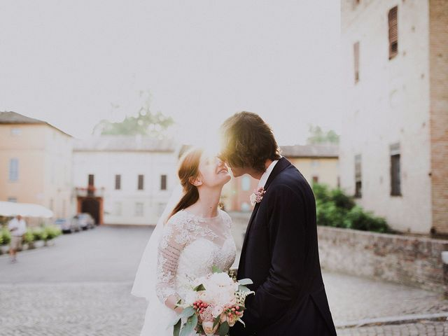Le nozze di Erica e Giacomo