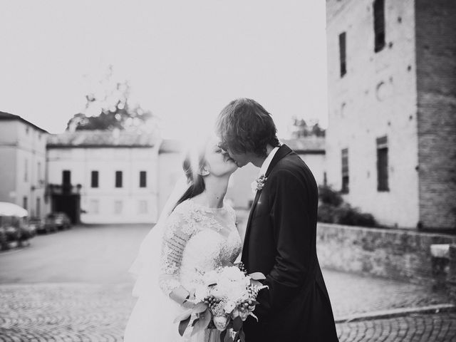 Il matrimonio di Giacomo e Erica a Soragna, Parma 1
