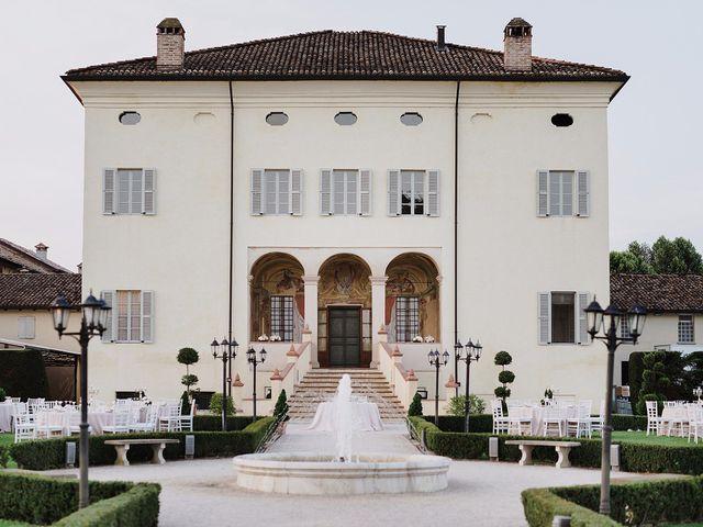 Il matrimonio di Giacomo e Erica a Soragna, Parma 55