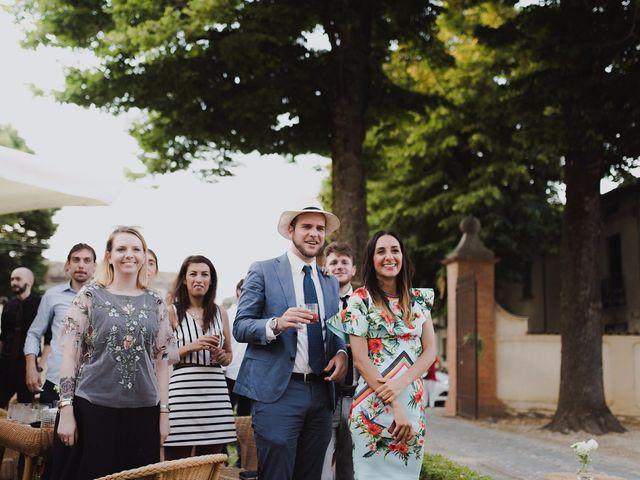 Il matrimonio di Giacomo e Erica a Soragna, Parma 61