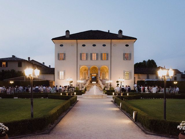 Il matrimonio di Giacomo e Erica a Soragna, Parma 62