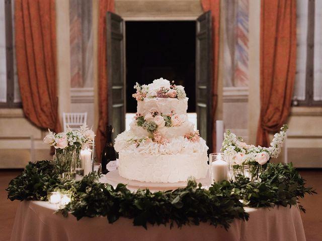 Il matrimonio di Giacomo e Erica a Soragna, Parma 64