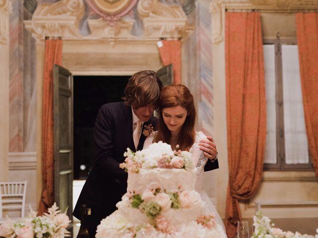 Il matrimonio di Giacomo e Erica a Soragna, Parma 67