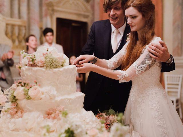 Il matrimonio di Giacomo e Erica a Soragna, Parma 68