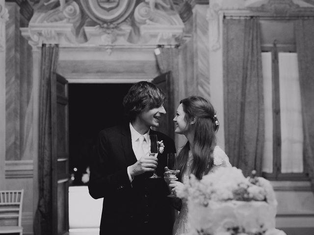 Il matrimonio di Giacomo e Erica a Soragna, Parma 71