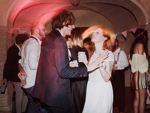 Il matrimonio di Giacomo e Erica a Soragna, Parma 75