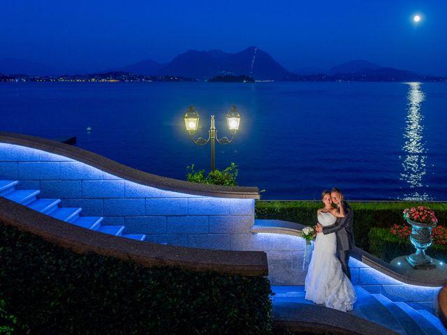Le nozze di Luciana e Andrea