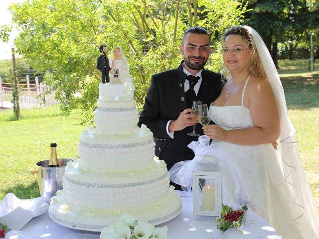 Il matrimonio di Roberto e Annalisa a Montafia, Asti 1