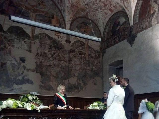 Il matrimonio di Nicola e Sara a Crema, Cremona 3