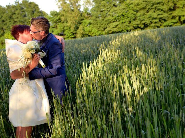 Le nozze di Michela e Giuliano