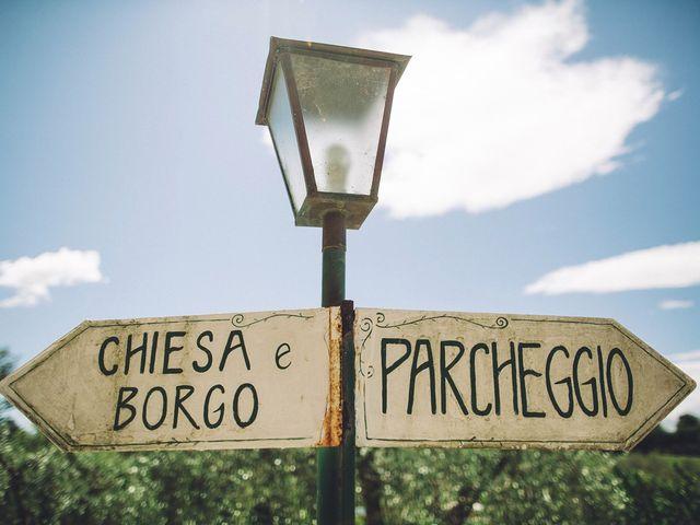 Il matrimonio di Veronica e Andrea a Roma, Roma 2