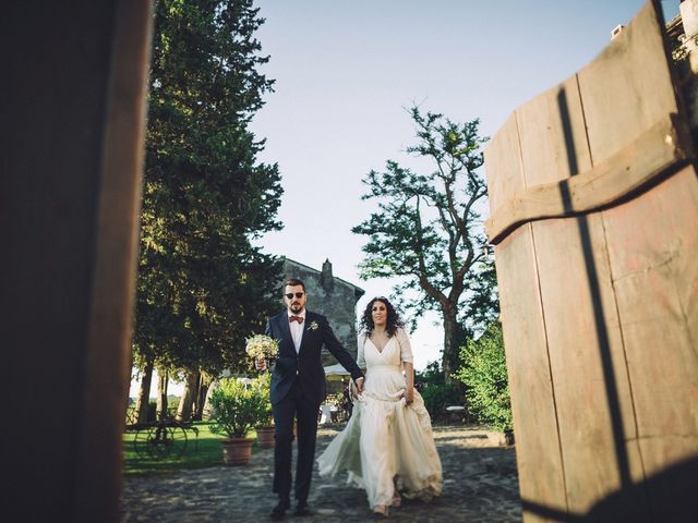 Il matrimonio di Veronica e Andrea a Roma, Roma 33