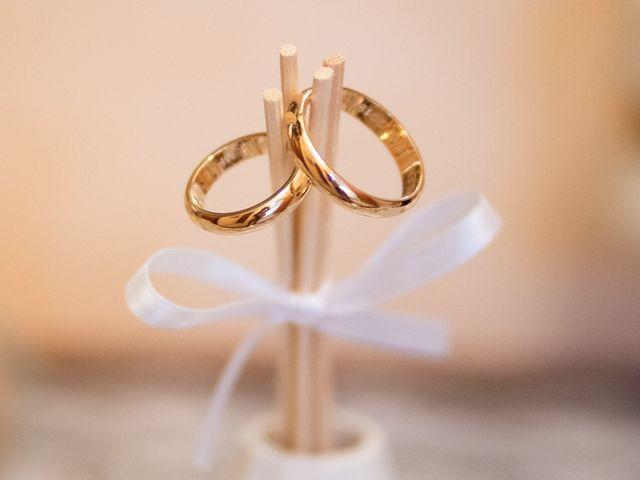 Le nozze di Selena e Sebastian