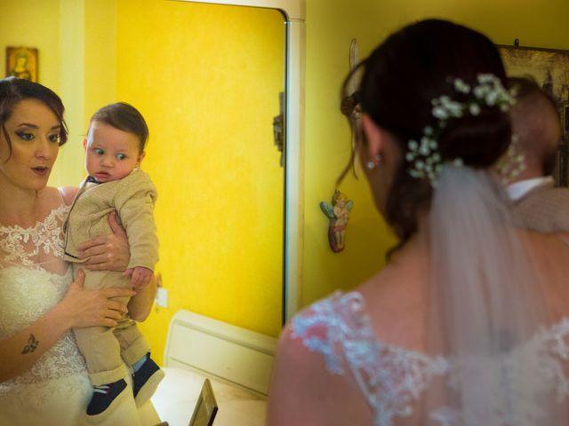 Il matrimonio di Giuseppe e Cristina a Tripi, Messina 11