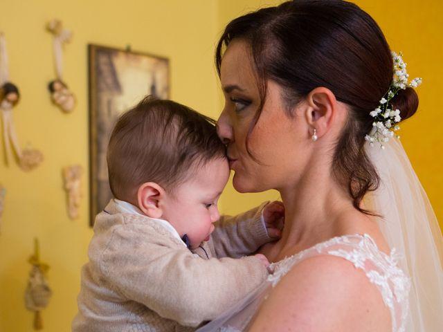 Il matrimonio di Giuseppe e Cristina a Tripi, Messina 13