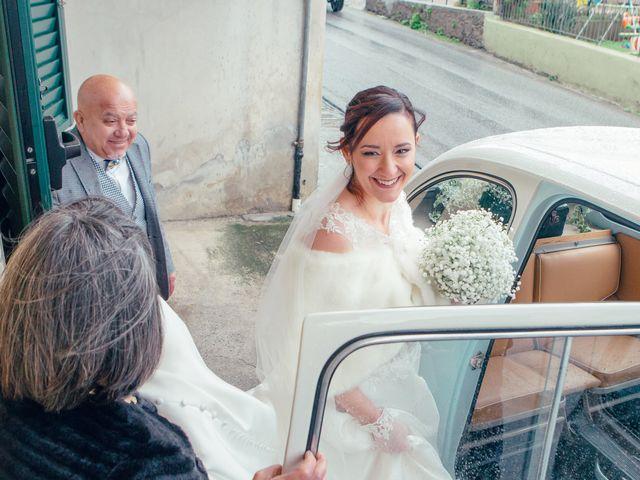 Il matrimonio di Giuseppe e Cristina a Tripi, Messina 23