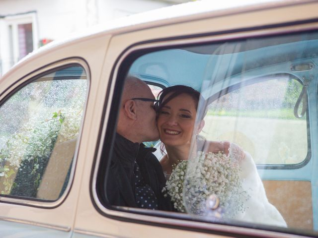 Il matrimonio di Giuseppe e Cristina a Tripi, Messina 24
