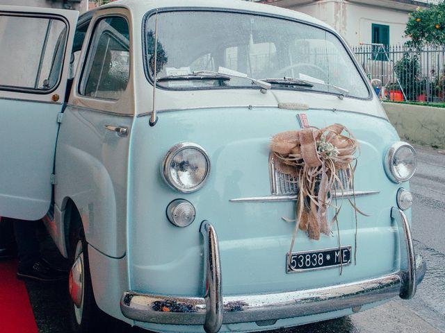 Il matrimonio di Giuseppe e Cristina a Tripi, Messina 25
