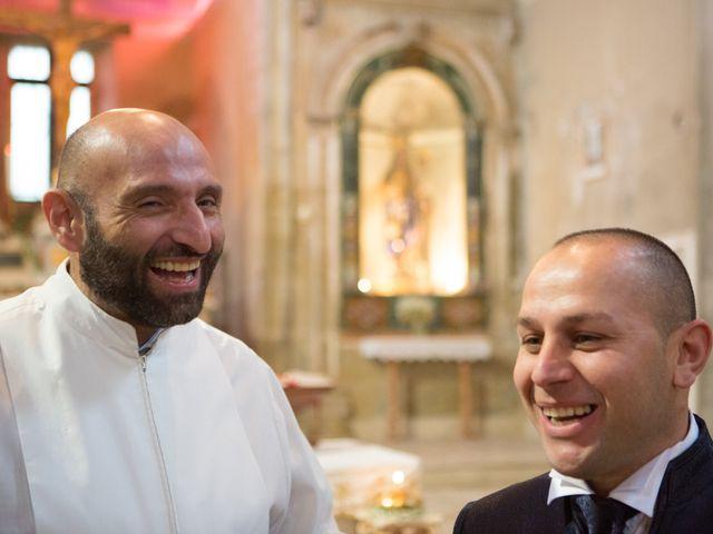 Il matrimonio di Giuseppe e Cristina a Tripi, Messina 28