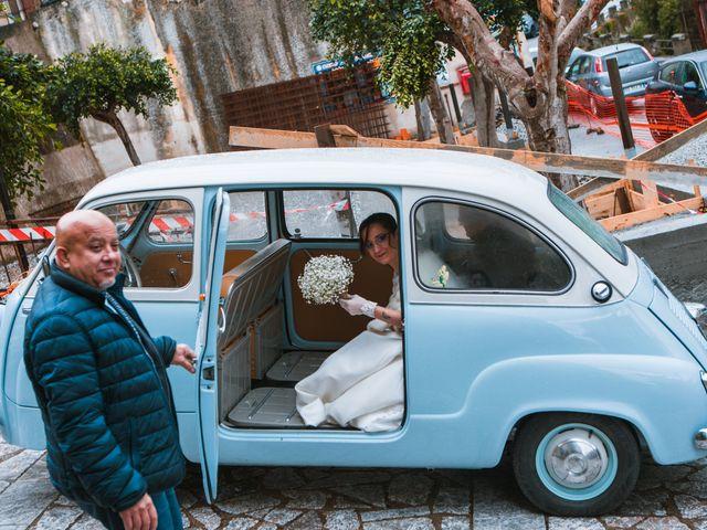 Il matrimonio di Giuseppe e Cristina a Tripi, Messina 29