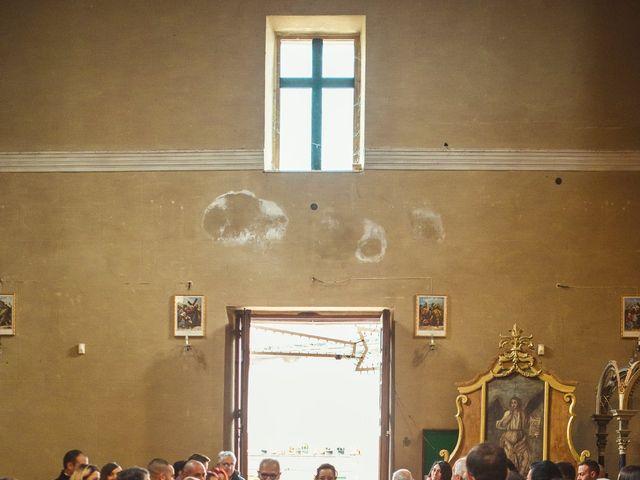 Il matrimonio di Giuseppe e Cristina a Tripi, Messina 30