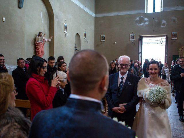 Il matrimonio di Giuseppe e Cristina a Tripi, Messina 31
