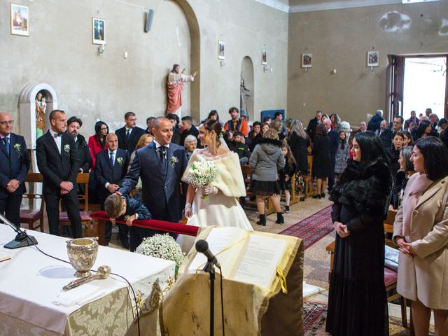 Il matrimonio di Giuseppe e Cristina a Tripi, Messina 33