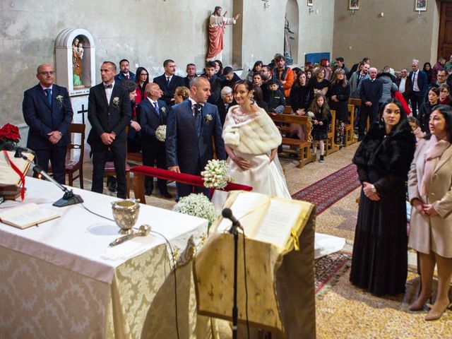 Il matrimonio di Giuseppe e Cristina a Tripi, Messina 34